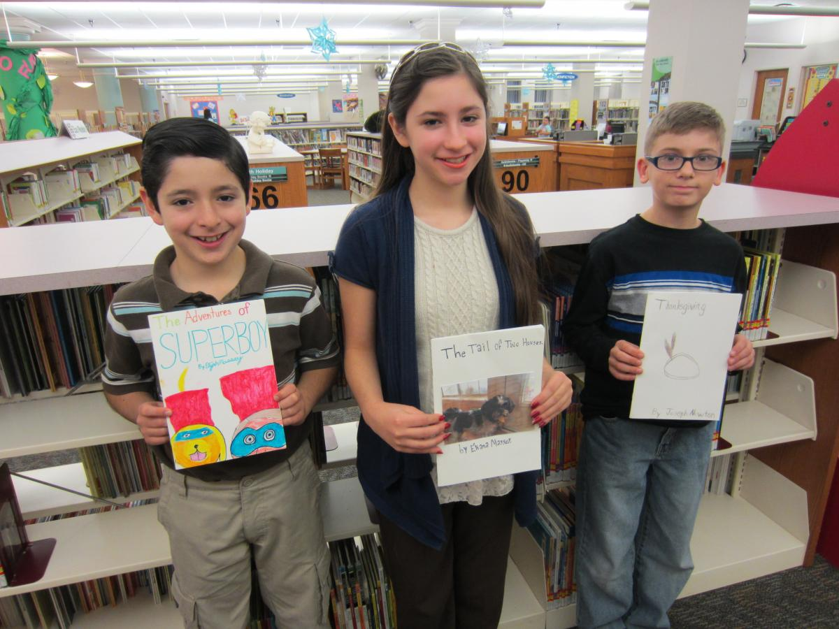 Bookmark Contest 2014