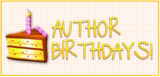 Author Birthdays