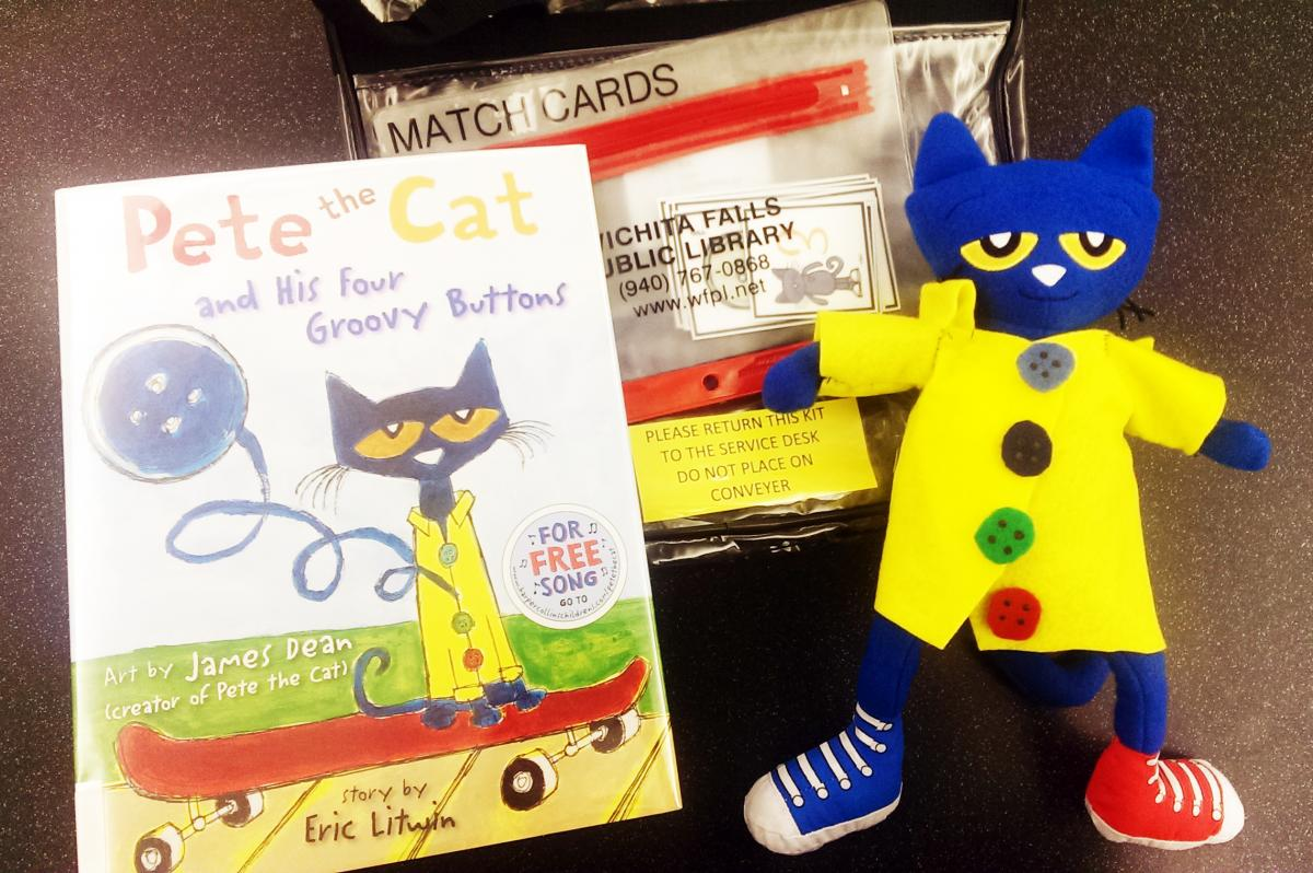 Pete the Cat Kit